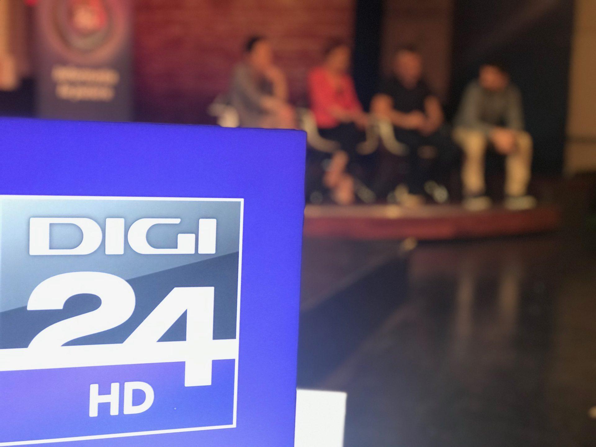Cinci pagini false cu numele Digi24 au apărut pe internet. Posibilele mize din spatele acestora