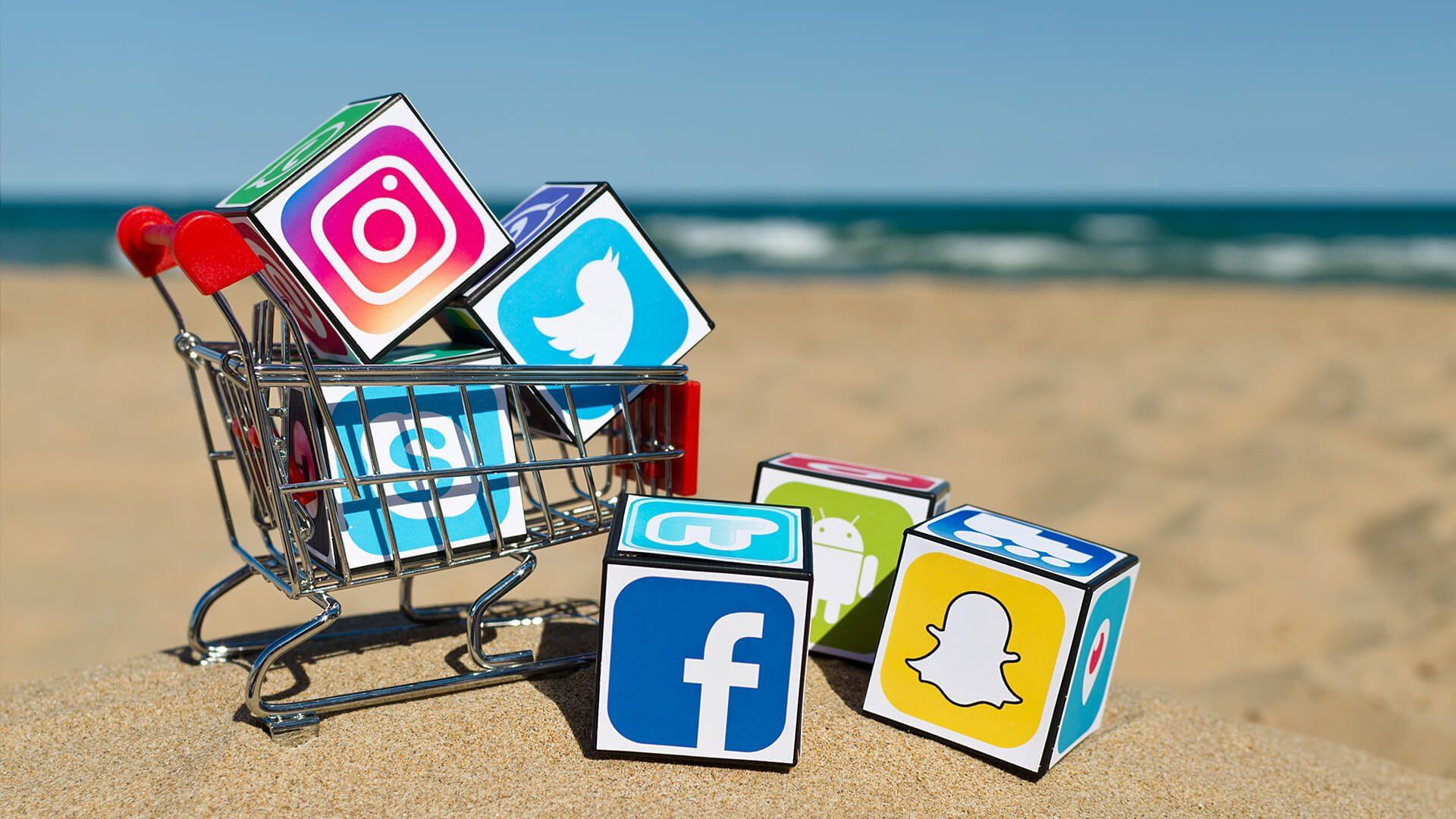 Trăind în era social-media: noroc sau blestem? Rolul jucat de rețelele de socializare în marketing
