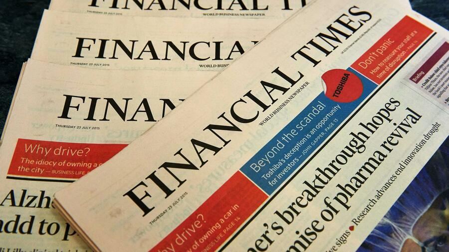 A fost numită prima femeie editor-șef din istoria cotidianului Financial Times. O jurnalistă din Liban va fi la conducere