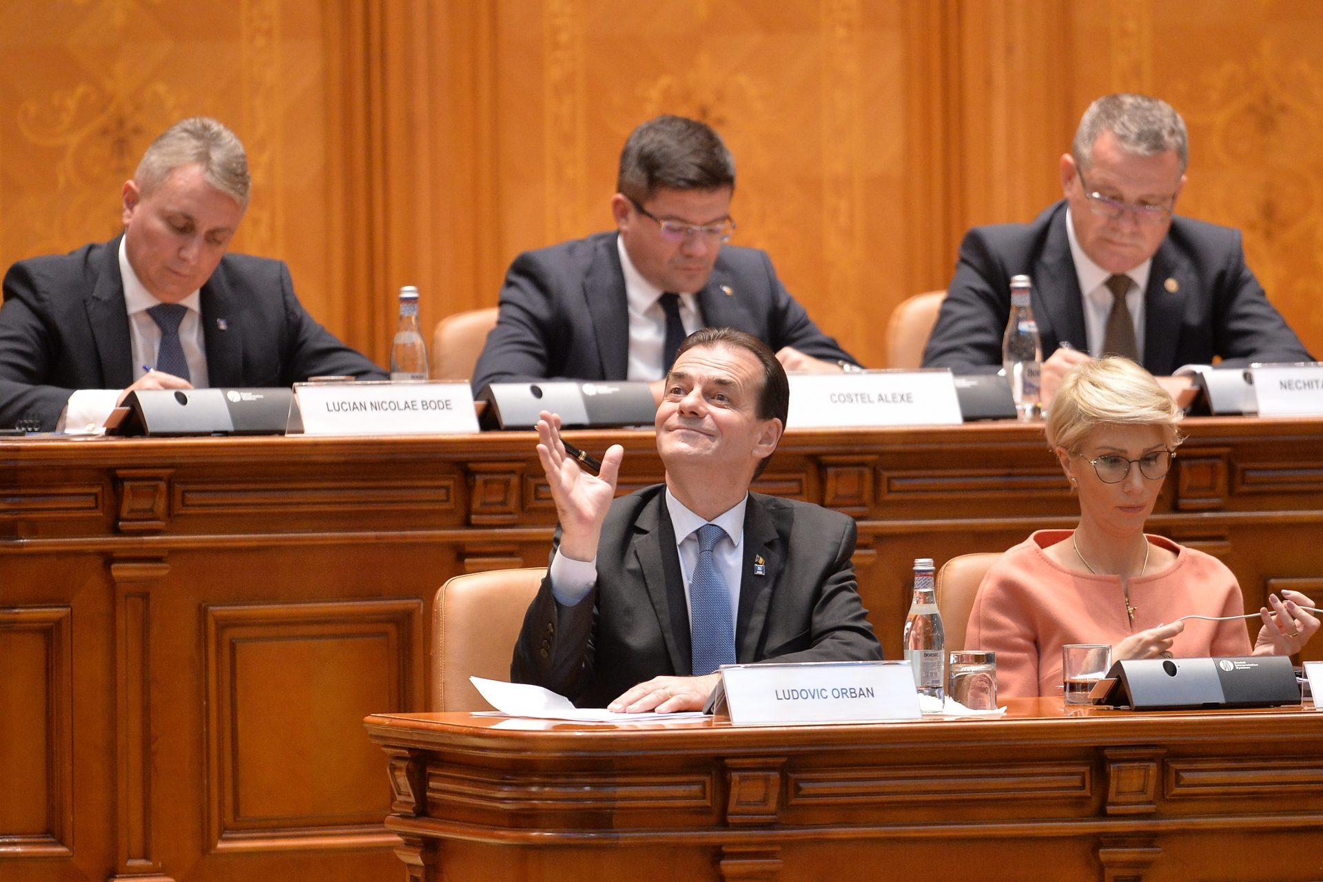 Cum a titrat presa internațională noul Guvern al lui Ludovic Orban