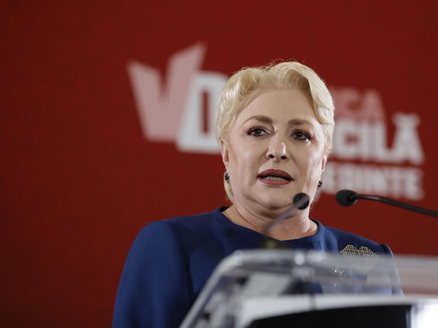 Dăncilă abia a pierdut alegerile și grupurile de partid de pe Facebook s-au și redenumit