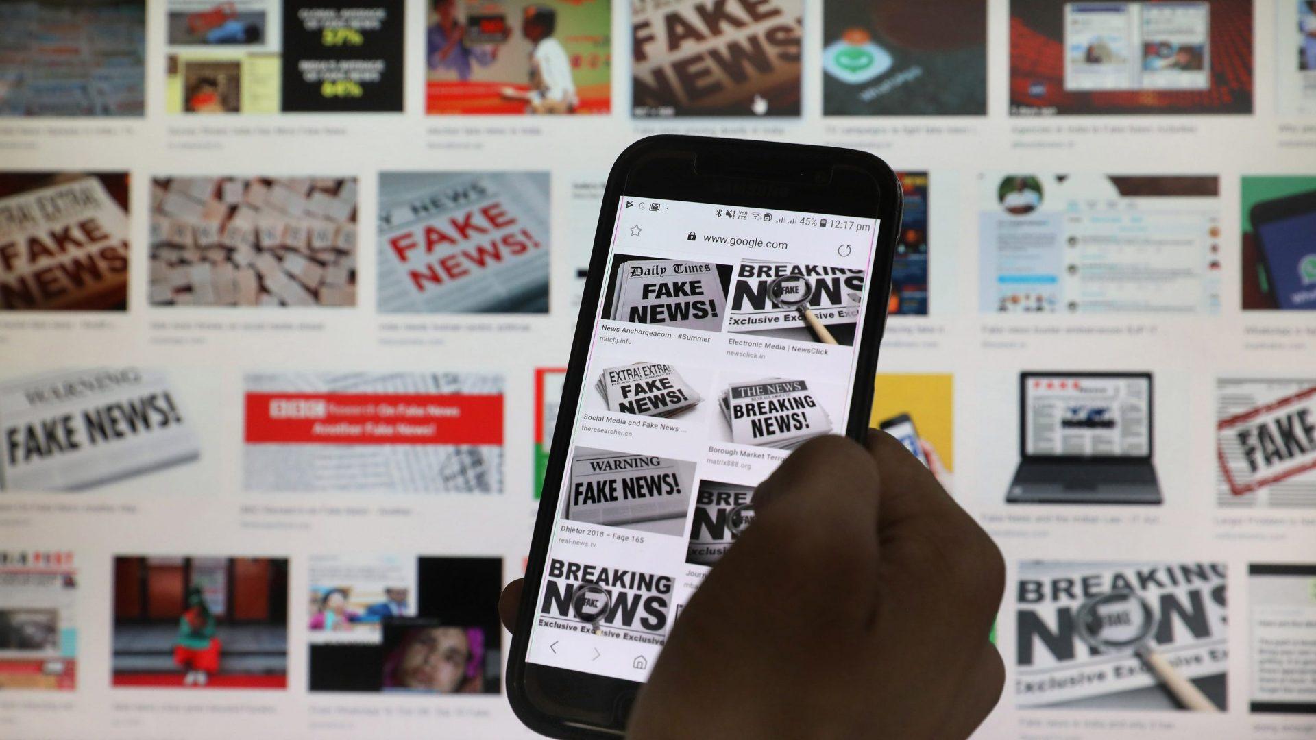 Studiu în premieră. Cum percep românii fenomenul fake news în plină campanie
