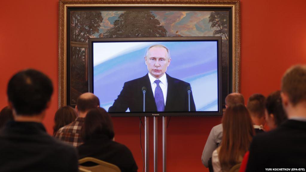 Cel mai mare show politic al Rusiei va avea loc curând. Kremlinul a anunțat când va sta Putin de vorbă cu jurnaliștii