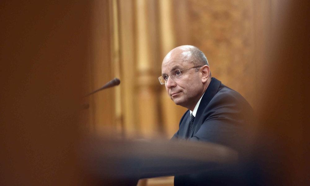 Cozmin Gușă se întoarce în PSD și renunță la calitatea de coordonator editorial al Realitatea Plus