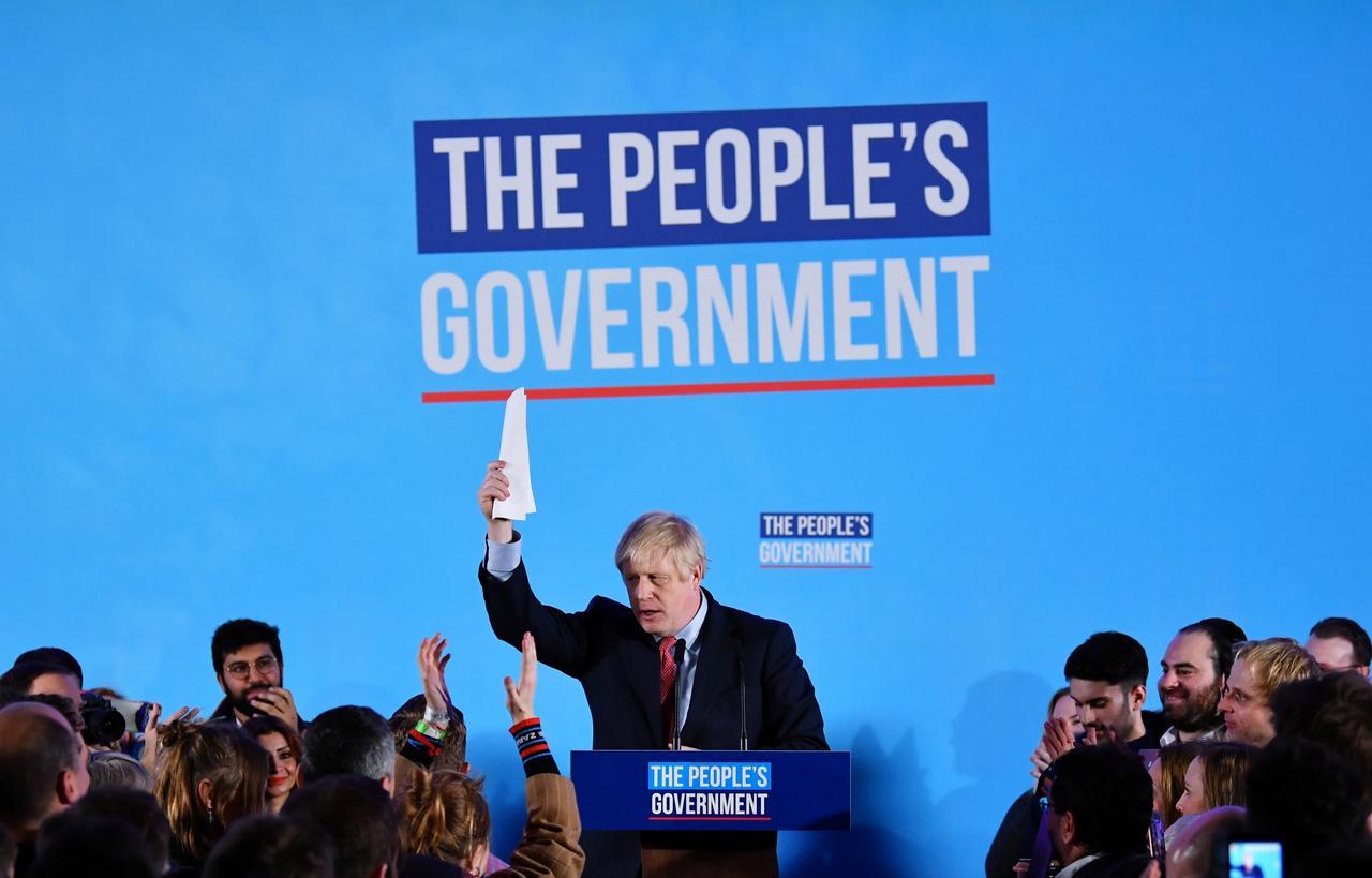 Cum a reacționat presa la vestea că Boris Johnson rămâne prim-ministru