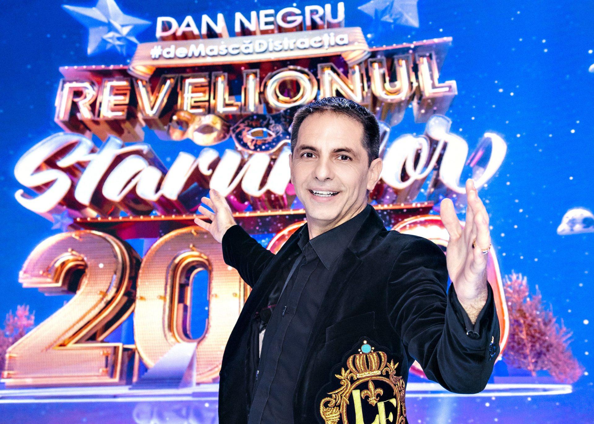 """Cum a schimbat Dan Negru """"cultul"""" Revelionului"""