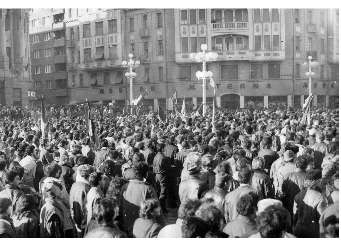 Cum s-a văzut în presă împlinirea a trei decenii de la începutul Revoluției din Timișoara