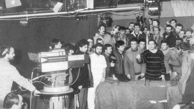 Manipularea televizată. Rolul jucat de TVR în evenimentele din decembrie 1989