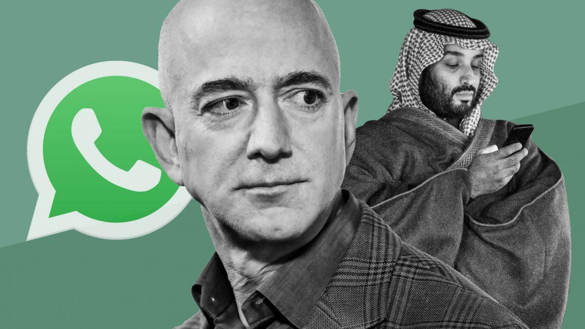 Arabia Saudită, suspectată că l-ar fi spionat pe Jeff Bezos în 2018, cu câteva luni înainte ca Jamal Khashoggi să fie asasinat