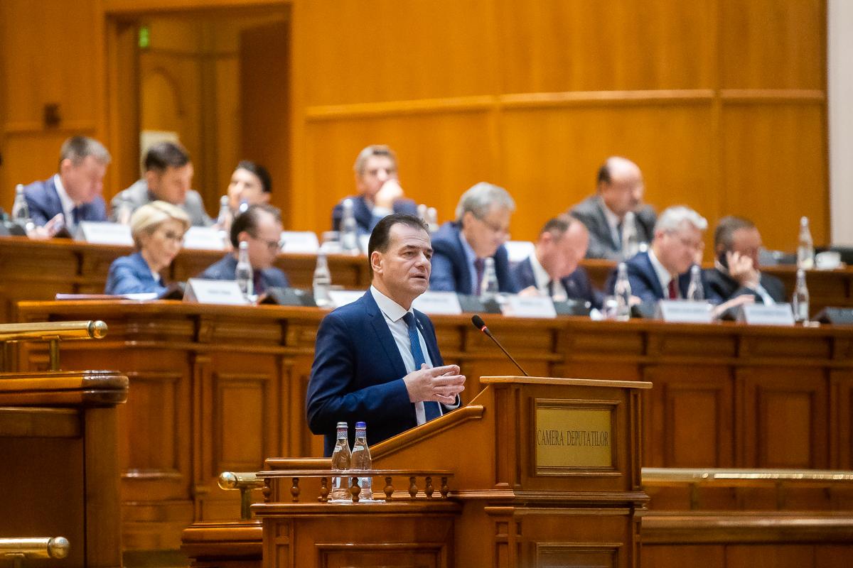 CCR a decis: desemnarea lui Orban e neconstituțională. Anticipatele, un vis din ce în ce mai îndepărtat pentru PNL