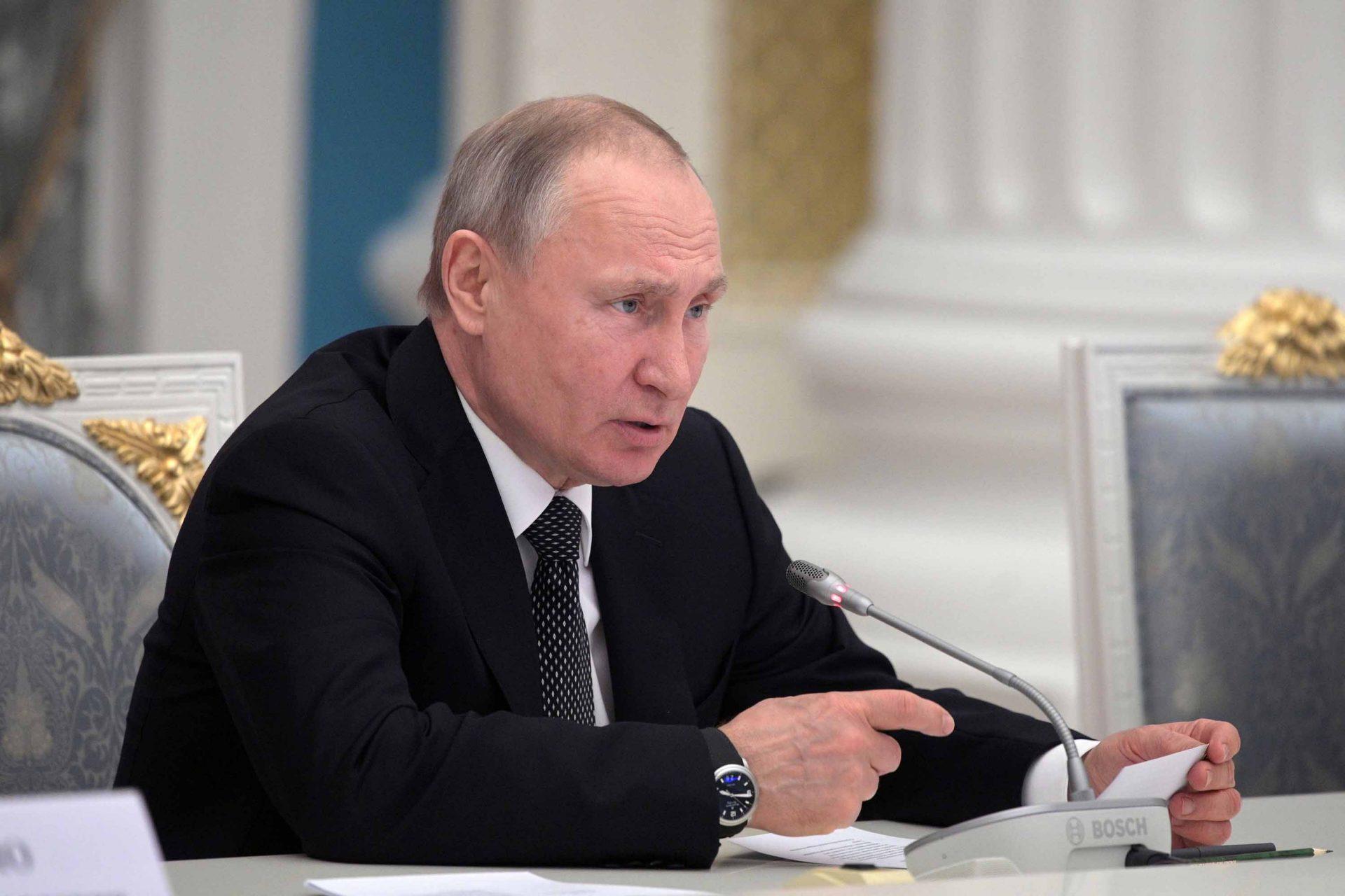 """Putin transmite României că Rusia este deschisă la """"dezvoltarea unor relații reciproc avantajoase"""""""