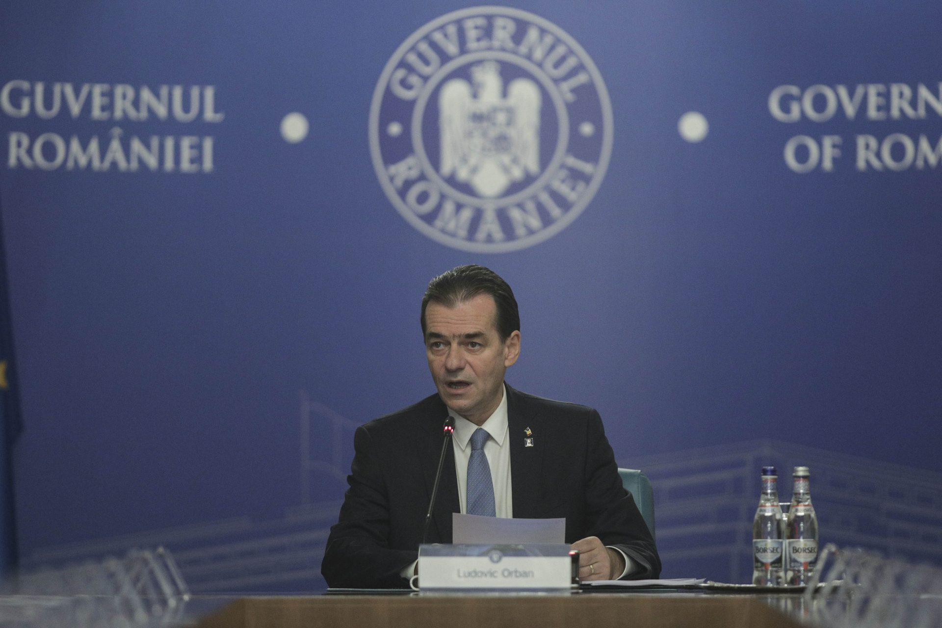 Ludovic Orban, desemnat de Iohannis pentru funcția de premier. Procedura de învestire a Guvernului va suferi modificări, din cauza COVID-19