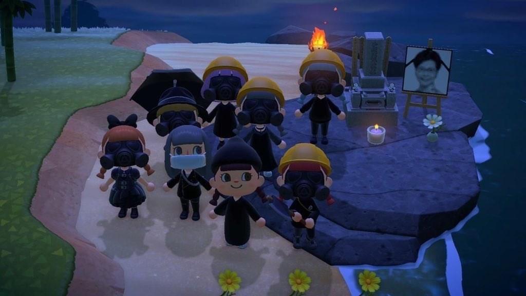 China blochează jocul Animal Crossing, unde s-au mutat protestele pentru libertate din Hong Kong