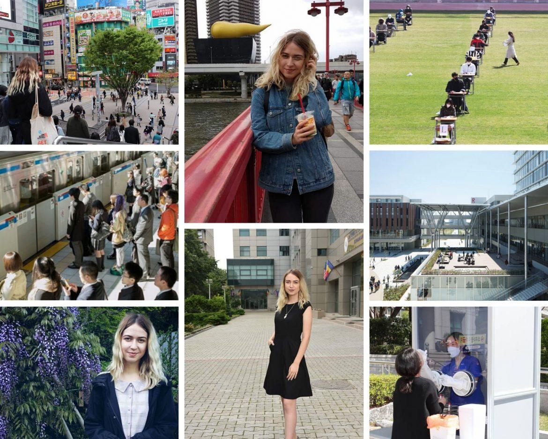 """Editiadedimineata.ro: """"Ce putem învăța de la țările asiatice despre lupta cu coronavirusul? Începutul crizei medicale în Japonia, văzut prin ochii unei românce"""""""