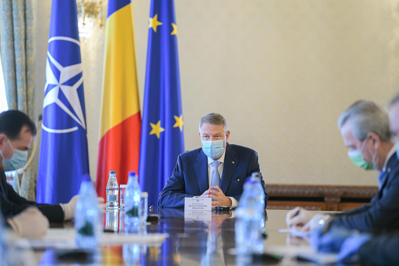 Președintele Klaus Iohannis a semnat decretul de prelungire a stării de urgență