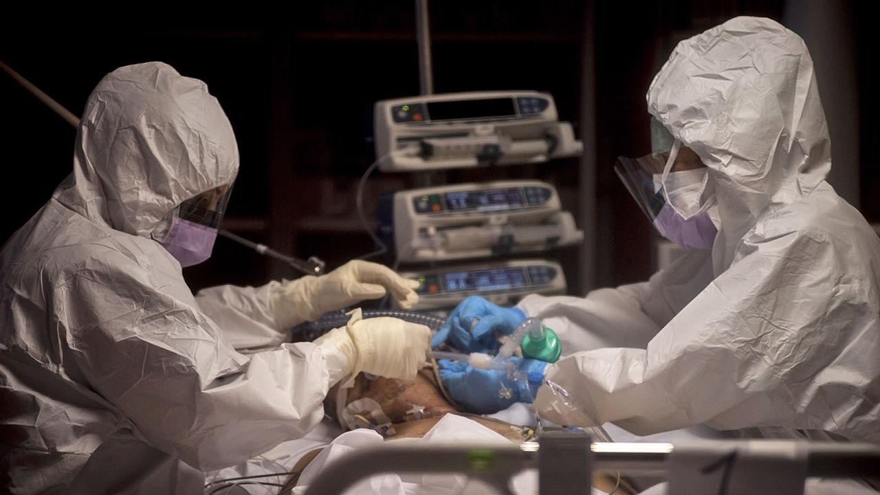 Editiadedimineata: 1.400 de studenți la medicină în spitalele suport COVID
