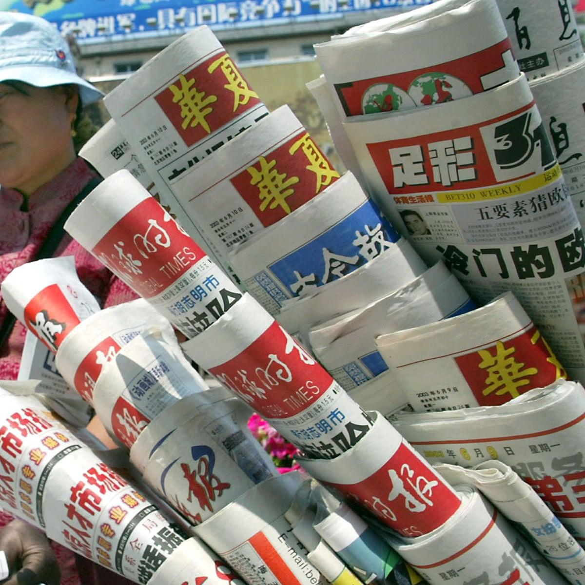 China vrea ca peste 200 de instituții media să răspândească propagandă despre cum a răspuns Beinjingul pandemiei