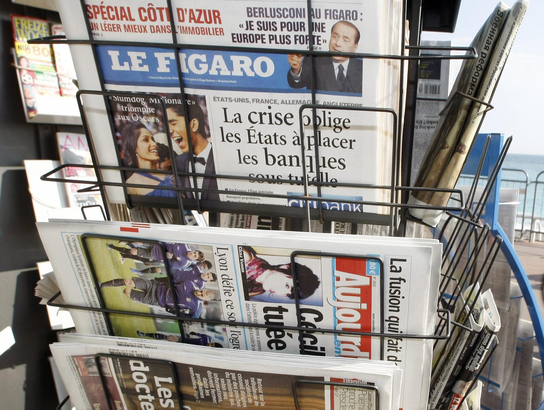 Jurnaliștii francezi au taxat inițiativa guvernului de a demasca fake news-urile din presă