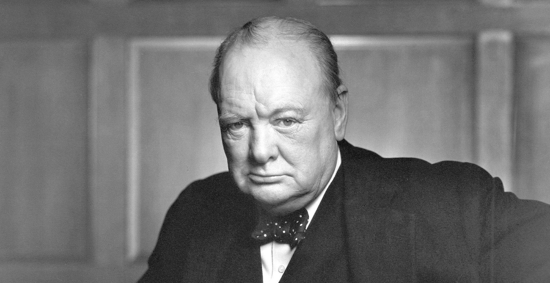 Poza lui Winston Churchill dispăruse de pe Google. Misterul a fost însă rezolvat