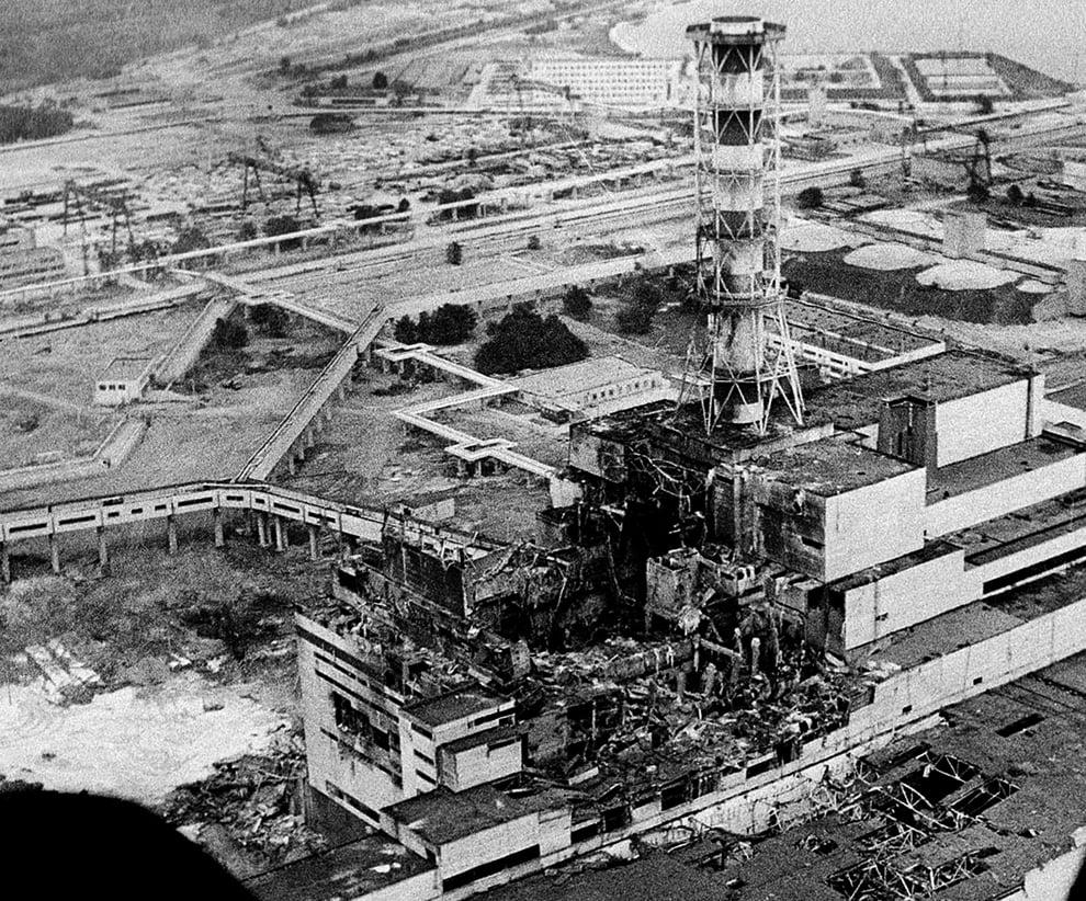 Editiadedimineata: Tragedia de la Cernobîl a fost precedată de alte accidente înainte de 1986. Abia acum apar documentele