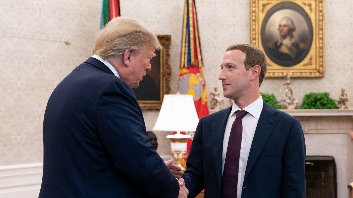 Mark Zuckerberg, acuzat că a stabilit un precedent prin refuzul de a îi taxa derapajele lui Trump