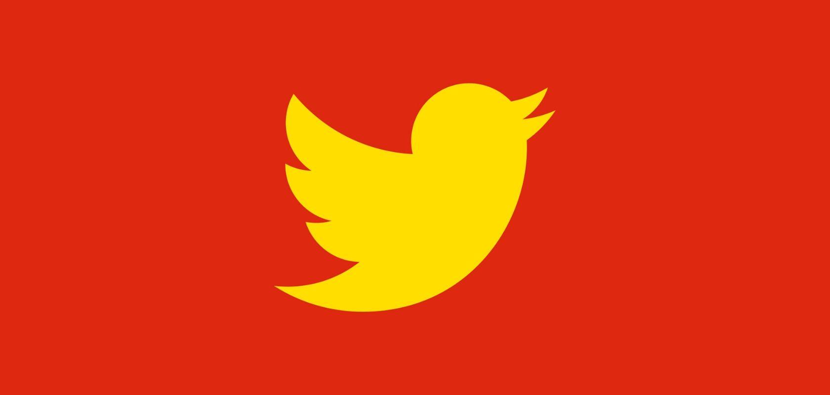 Twitter susține că zeci de mii de conturi false distribuie propaganda Partidului Comunist Chinez