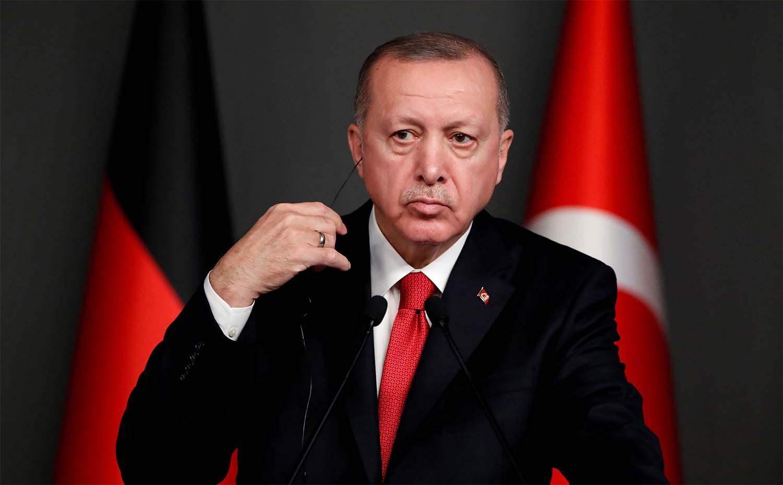 Erdoğan promite libertatea presei în 2021