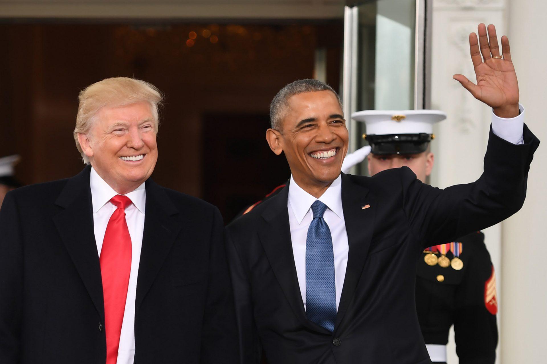 """Obama, ținta unui nou fake news: Donald Trump nu i-a trimis """"nota de plată"""" pe vacanțe"""