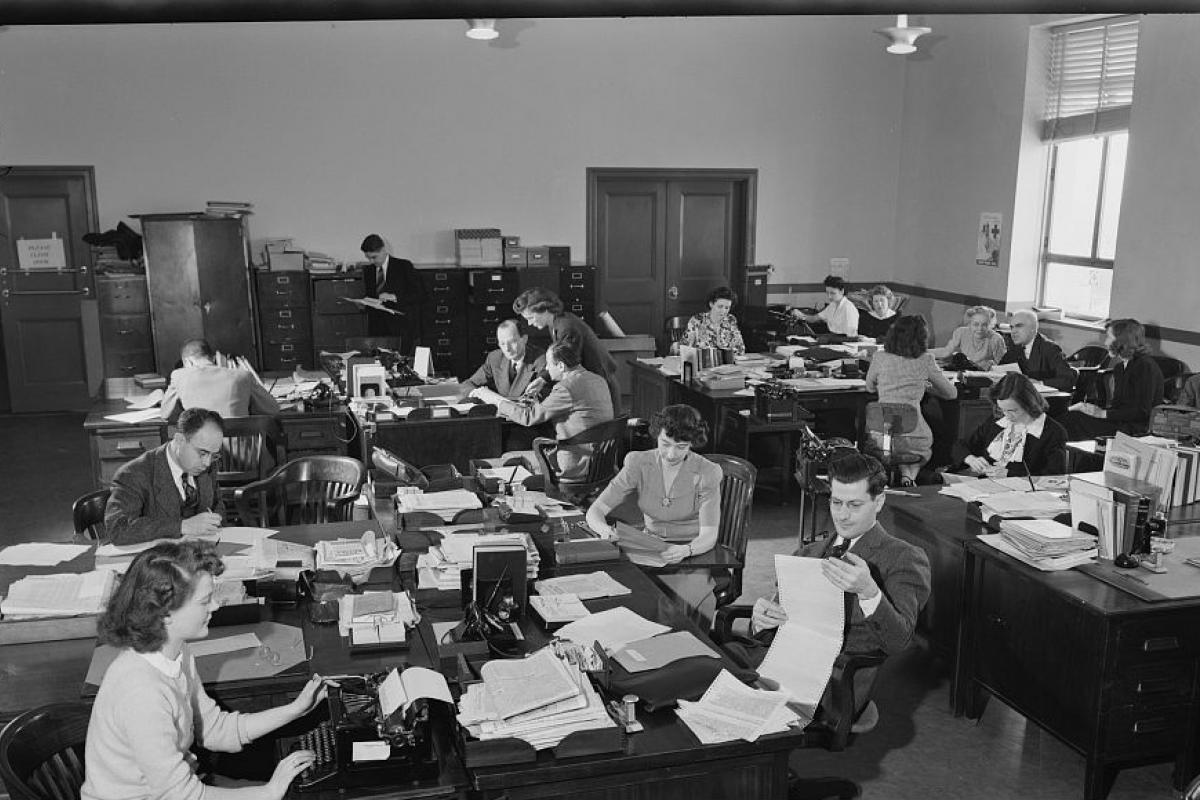"""Dezinformarea din timpul celui de-al Doilea Război Mondial era combătută cu ajutorul """"clinicilor de zvonuri"""""""
