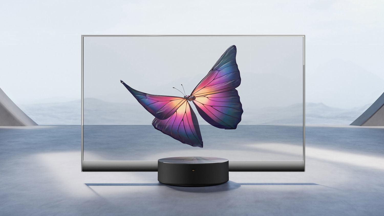 Editiadedimineata: Primul televizor transparent este pe piață