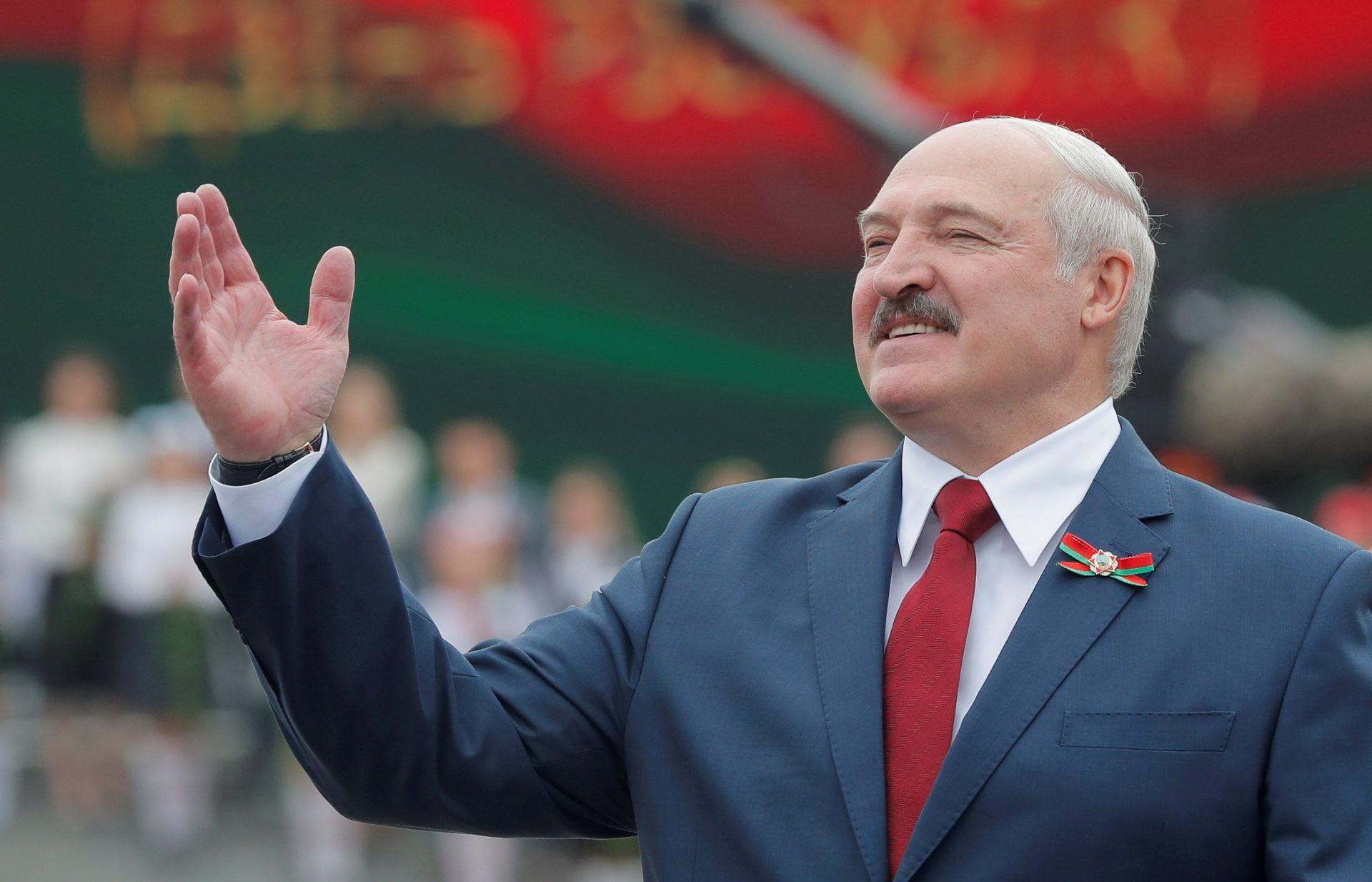 Statele baltice l-au declarat persona non grata pe Lukashenko. Alți 29 de oficiali din Belarus, incluși pe listă