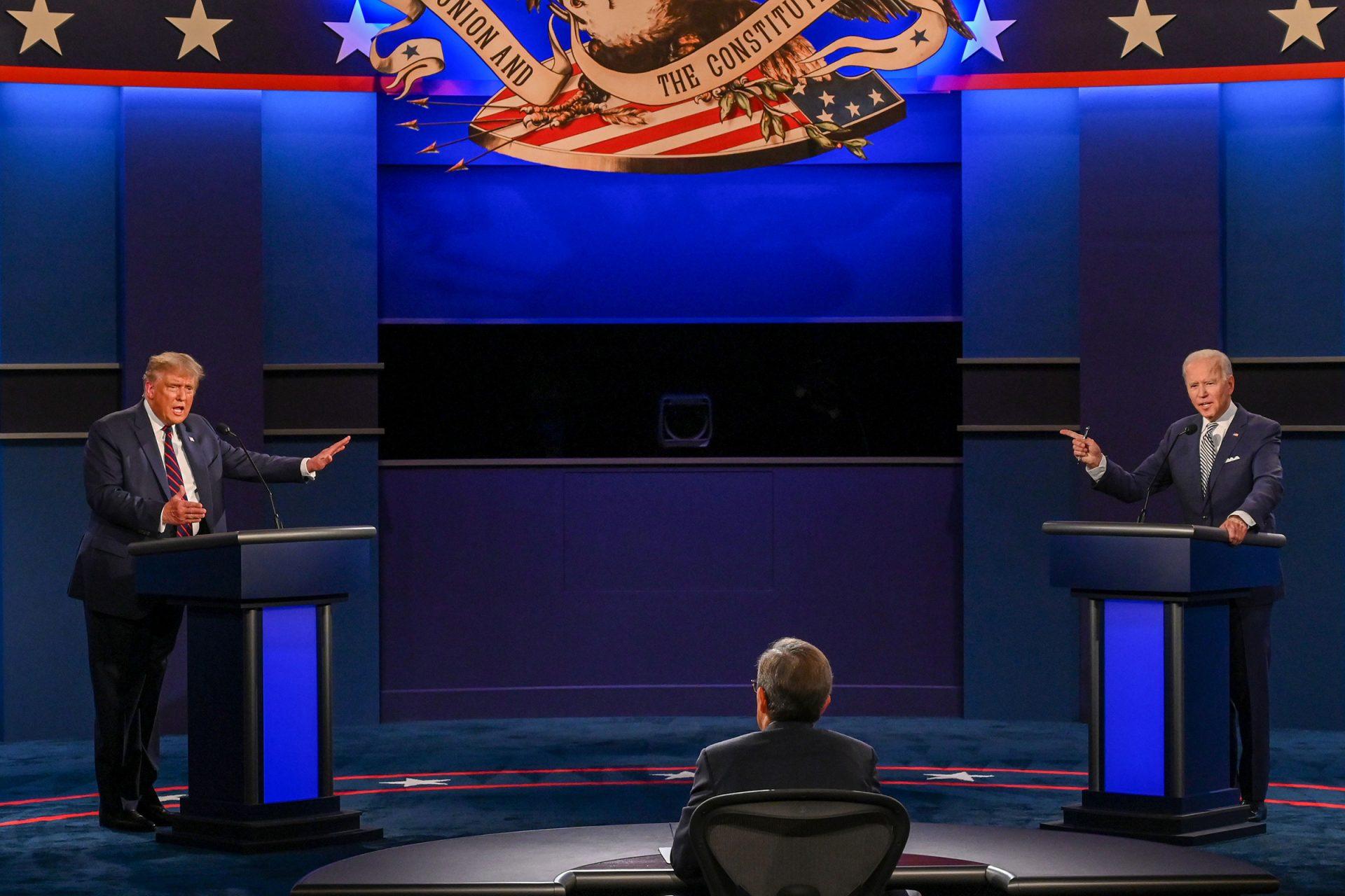 Editiadedimineata: Politică și circ. Prima confruntare televizată a candidaților la Președinția Statelor Unite