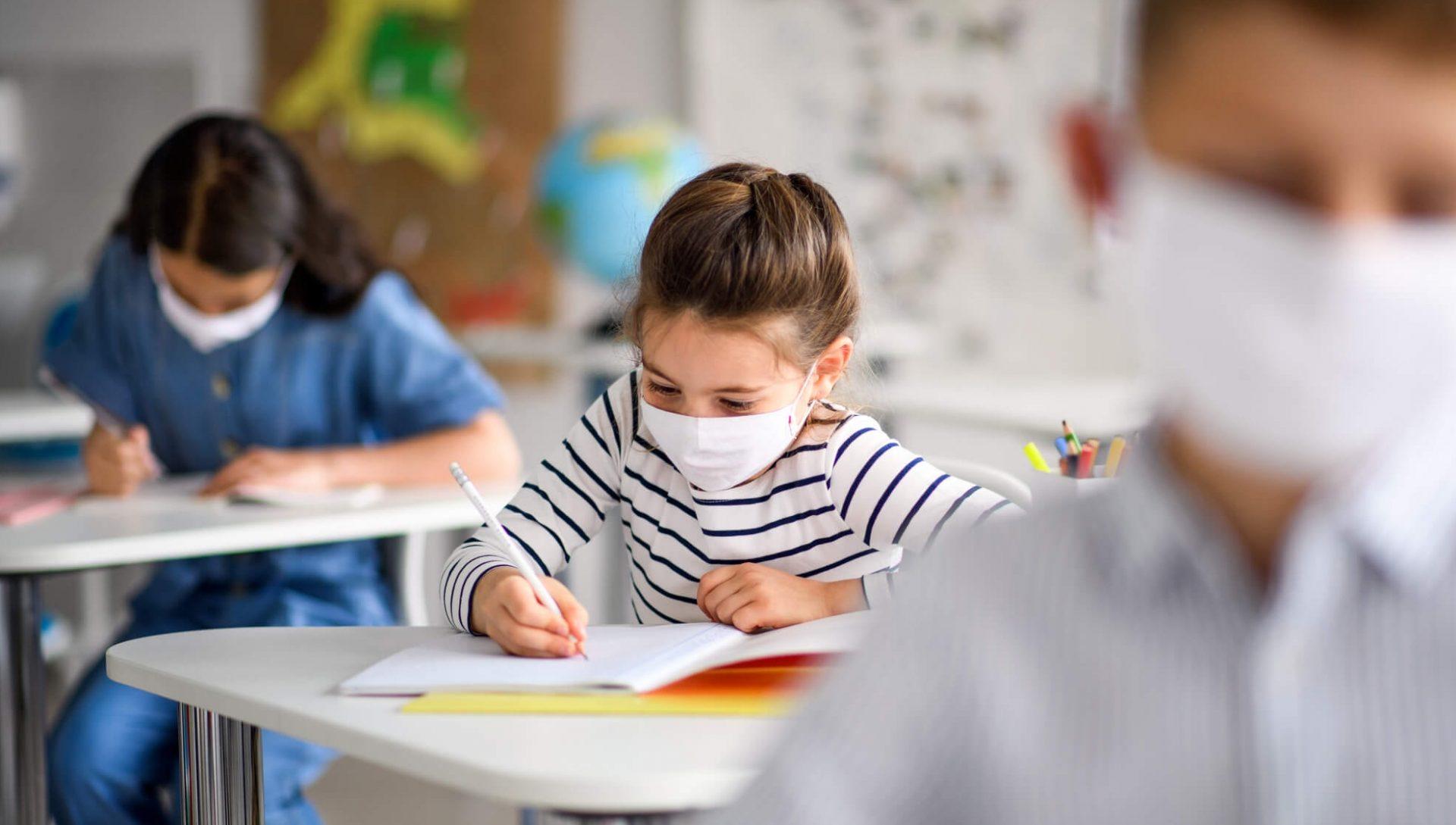 Editiadedimineata: Un început de școală altfel. După șase luni de pandemie, clopoțelul sună din nou pentru elevi