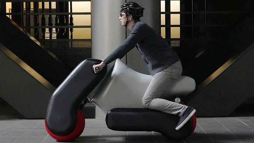 Cinci inovații: smartphone sub umbrelă, telefon pentru gameri, livrare la punct fix, bicicleta gonflabilă, concert în bule