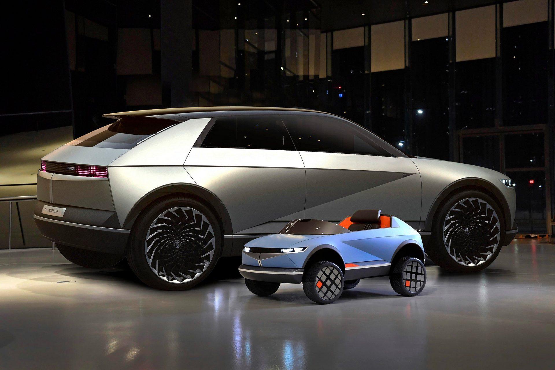 Editiadedimineata: Hyundai a dezvăluit cel mai mic model electric