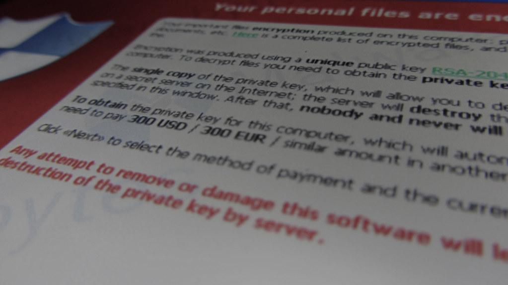 Ransomware, hoțul de fișiere. Ce este acest atac și cum poate fi prevenit
