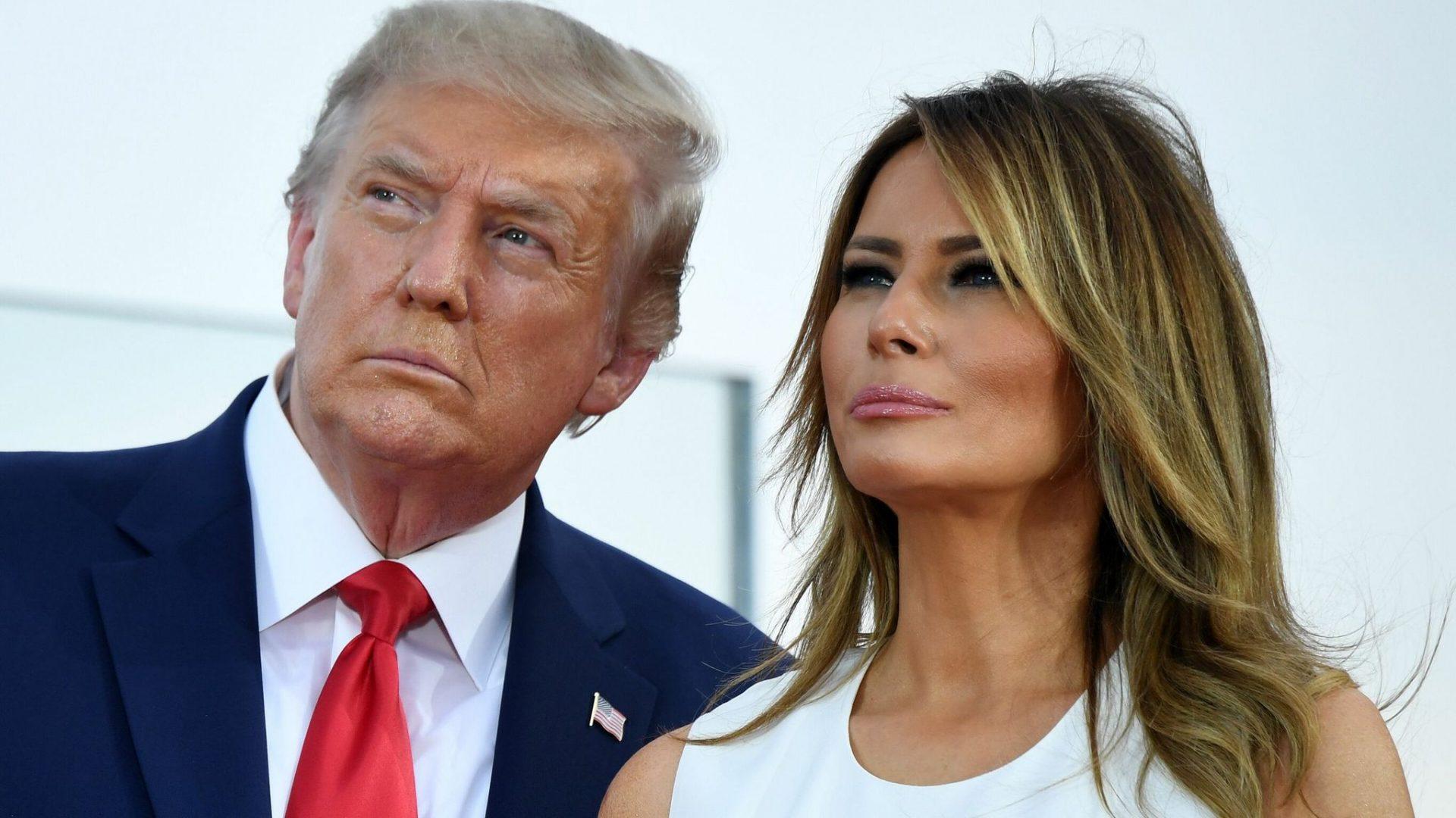 Editiadedimineata: Donald Trump și Melania, testați pozitiv de COVID-19