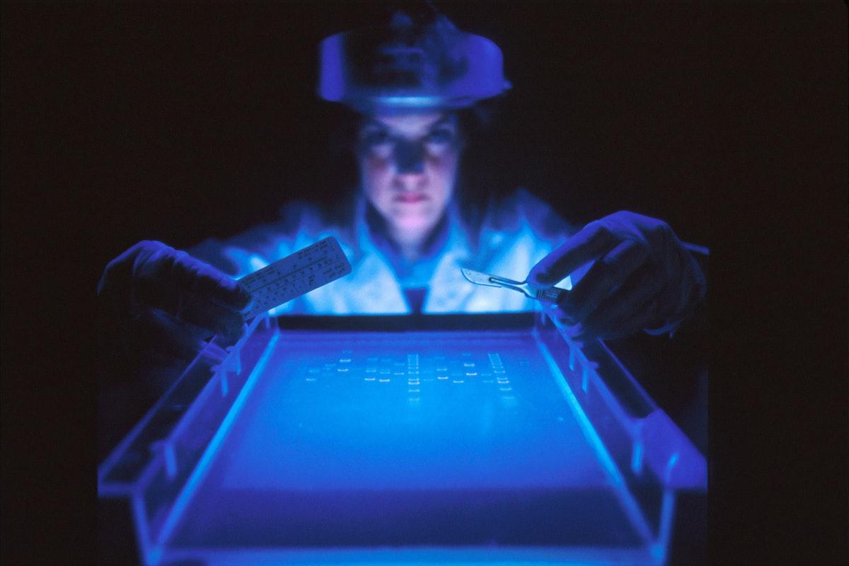 ADN-ul va fi folosit pentru a stoca date digitale