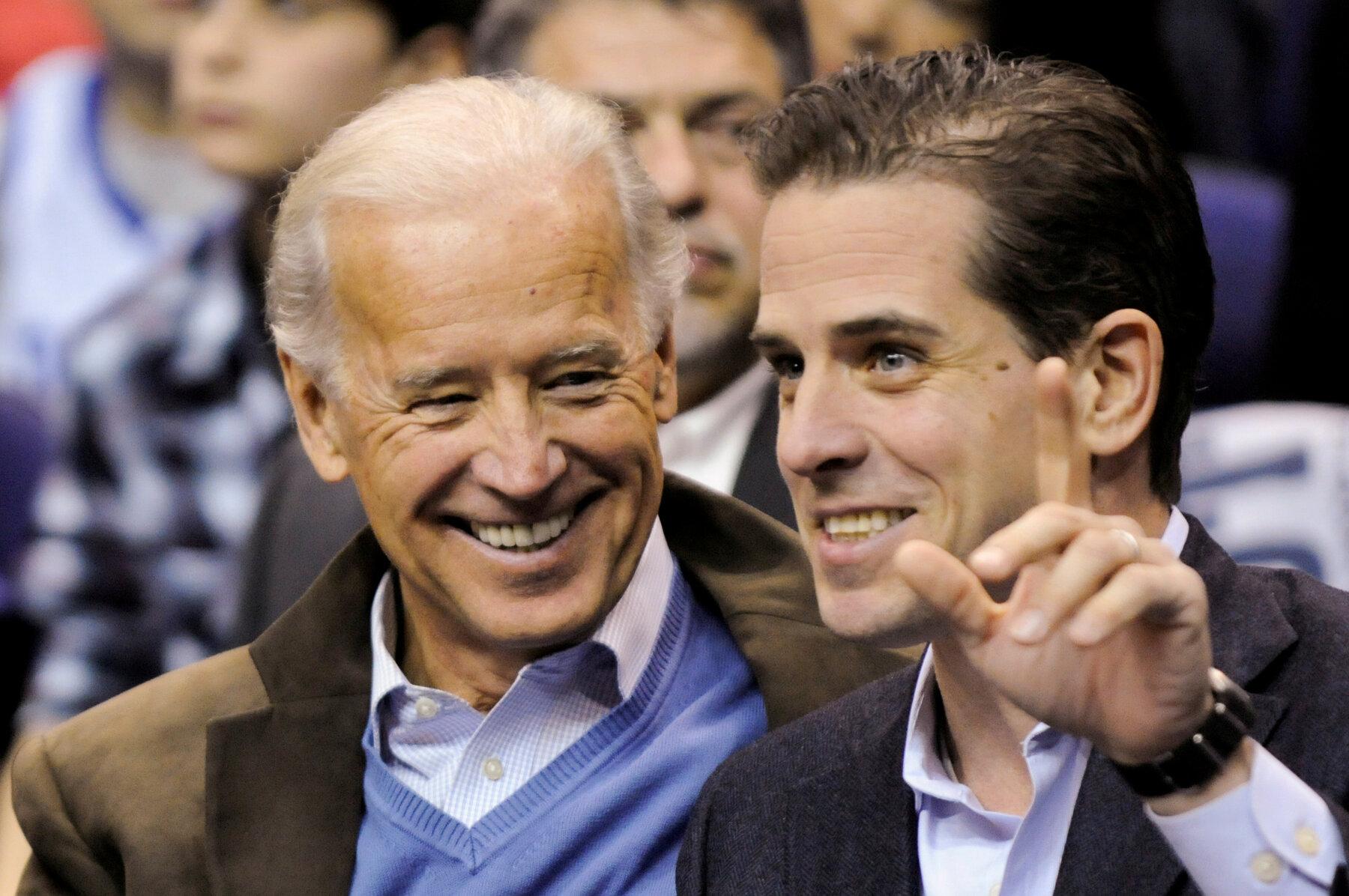 Un om de afaceri ucrainean susține că i-a fost cerut să mintă despre Hunter Biden, în schimbul unei vize