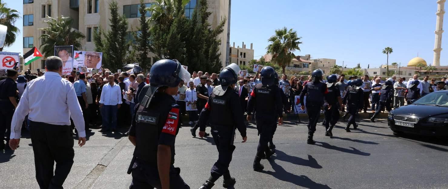 Un jurnalist iordanian, arestat după ce a acuzat autoritățile guvernamentale că s-au vaccinat pe ascuns