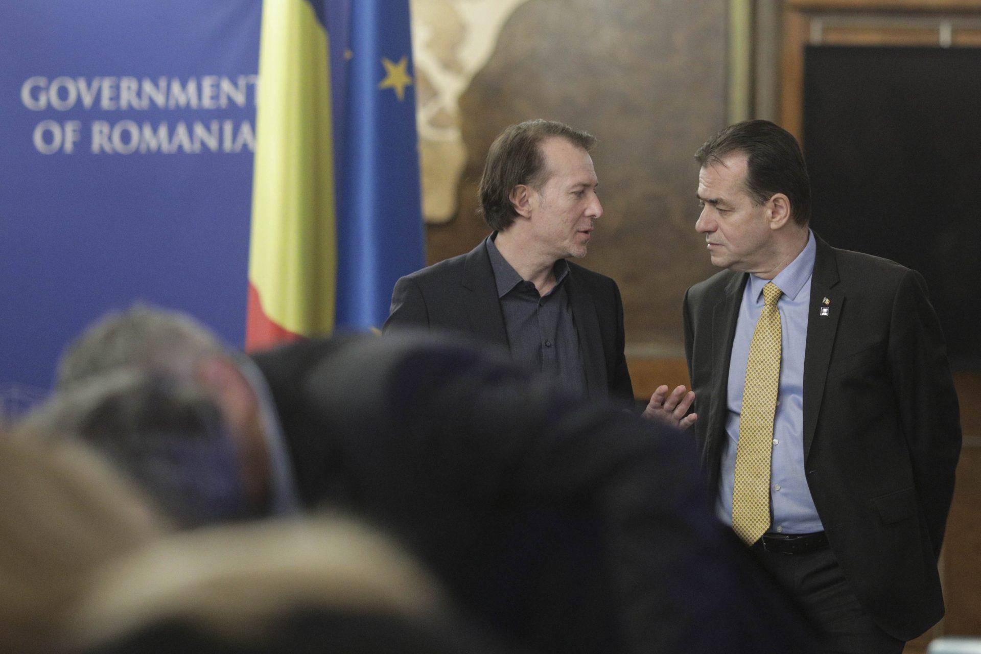 Ce a scris presa despre posibila componenţă a Cabinetului Cîţu, susținut de PNL-USRPLUS-UDMR