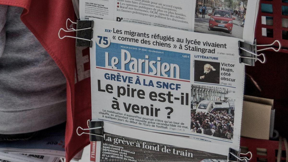 Restructurările de la ziarul Le Parisien ridică întrebări despre viitorul știrilor locale