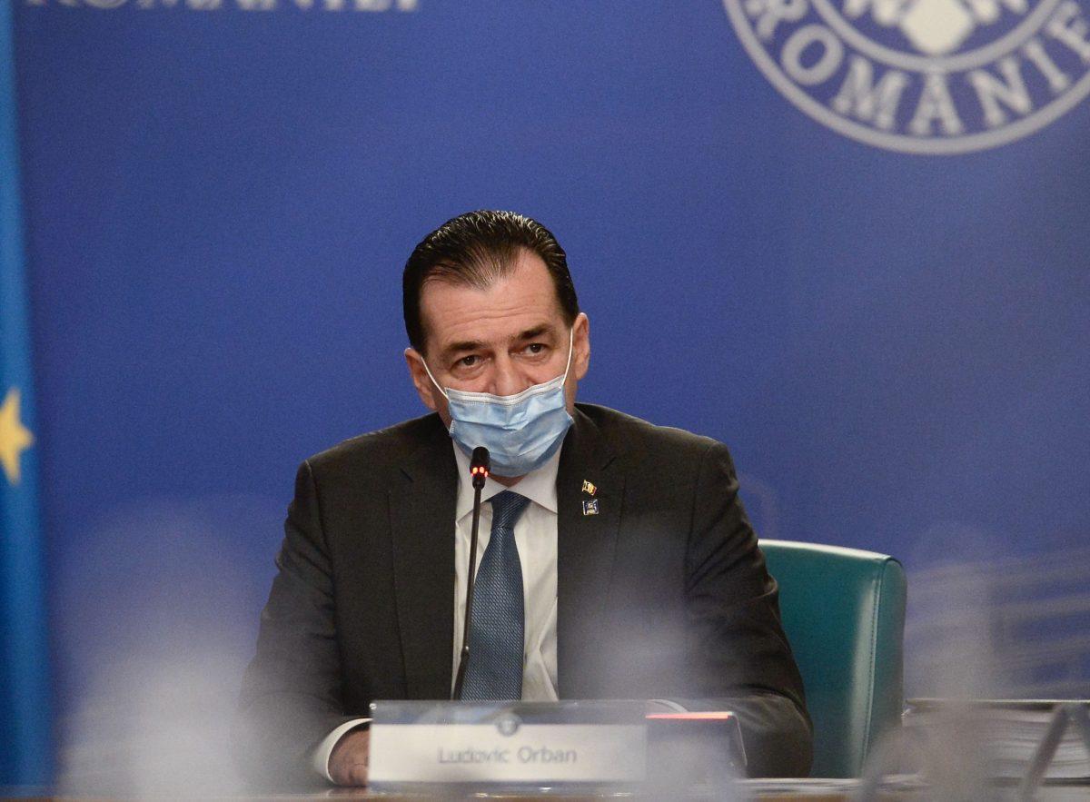 De la surse politice la realitate: cum s-a văzut în presă demisia lui Orban și numirea premierului interimar