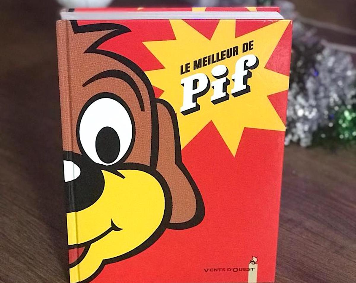 Revista franceză PIF se va găsi și în România