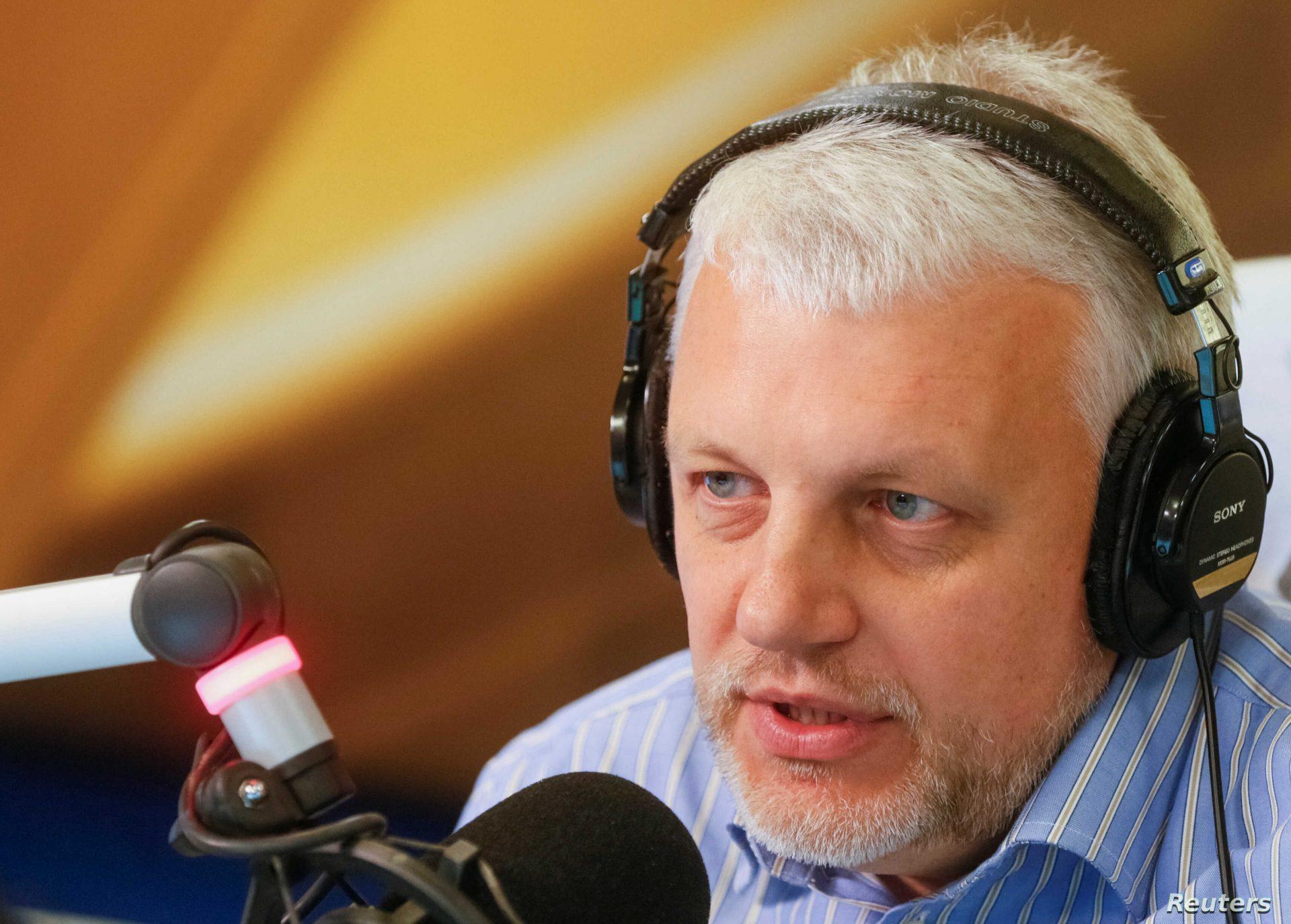 Ucraina anchetează implicarea KGB-ului belarus în uciderea jurnalistului Pavel Sheremet