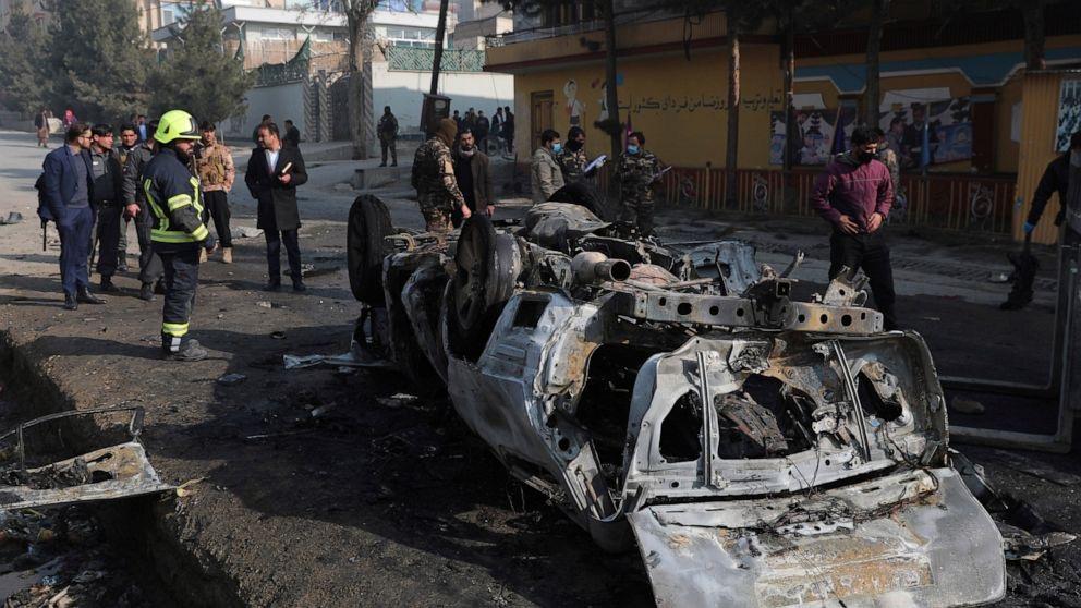 Un fost jurnalist din Afghanistan, ucis într-un atentat