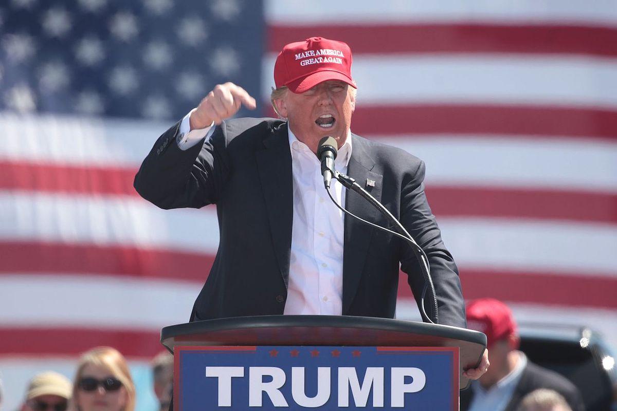Trump a lansat un site despre mandatul său. A omis însă cele două proceduri de impeachment sau criza Covid