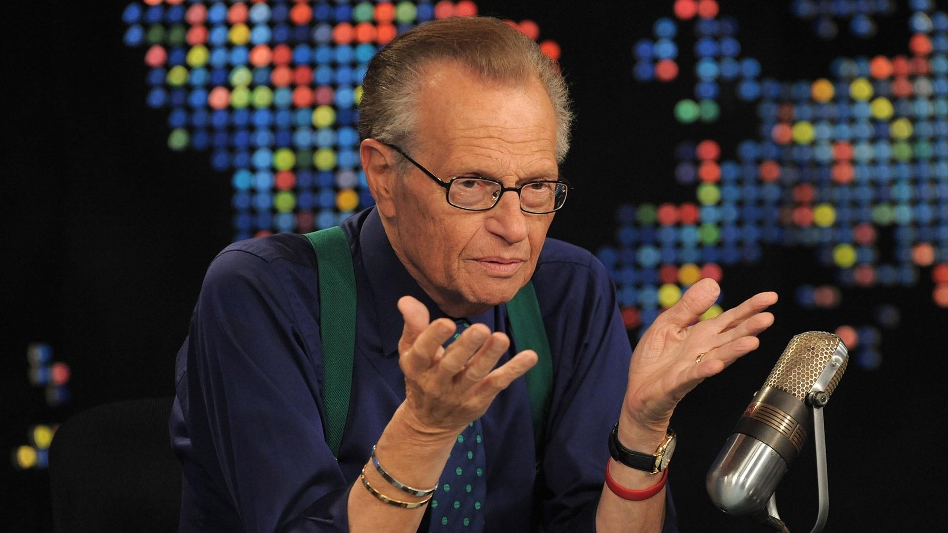 Editiadedimineata: Telenovelă în jurul averii lui Larry King. Testamentul jurnalistului este disputat