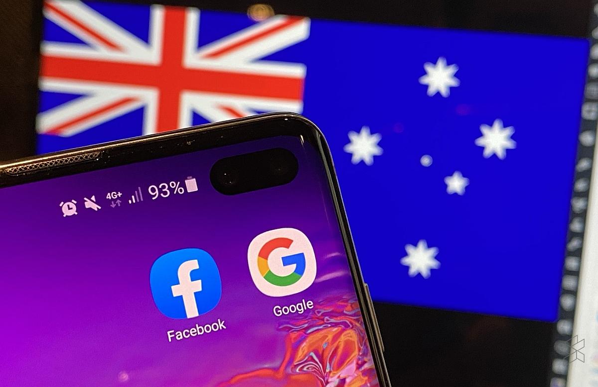 Australia: Facebook și Google ar fi aproape de a încheia acorduri pentru a plăti mass-media