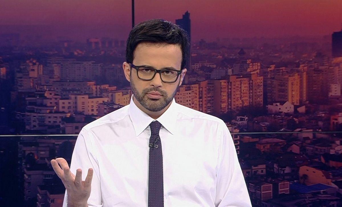 Schimbări la Antena 3. Mihai Gâdea preia atribuțiile editoriale ale lui Adrian Ursu